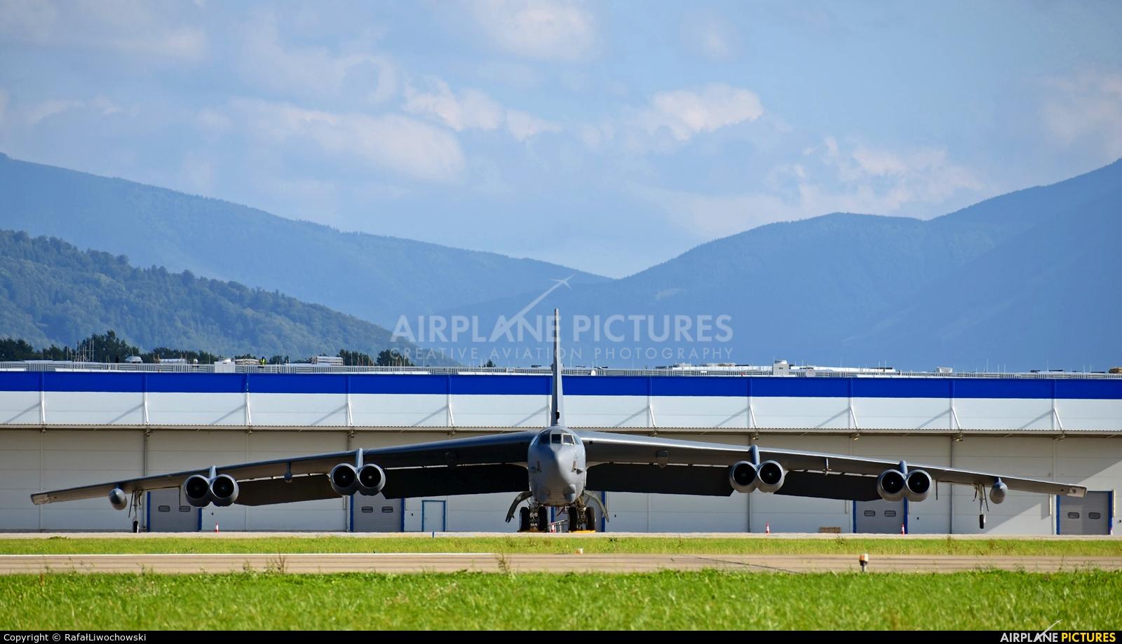 USA - Air Force 57-0041 aircraft at Off Airport - Czech Republic