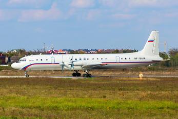 RF-75516 - Russia - Air Force Ilyushin Il-18 (all models)