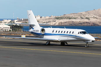 FAP-3001 - Paraguay - Air Force Cessna 680 Sovereign
