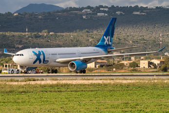 F-GRSQ - XL Airways France Airbus A330-200