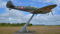 427 - Denmark - Air Force Supermarine Spitfire Mk.IX aircraft