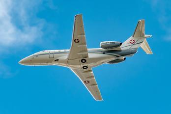 T-786 - Switzerland - Air Force Pilatus PC-24