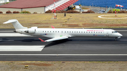 9H-LOJ - Air Nostrum - Iberia Regional Canadair CL-600 CRJ-1000
