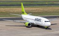 YL-BBS - Air Baltic Boeing 737-300 aircraft