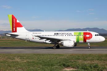 CS-TTE - TAP Portugal Airbus A319