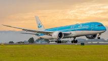 PH-BHD - KLM Boeing 787-9 Dreamliner aircraft