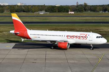 EC--MBU - Iberia Express Airbus A320