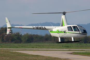 I-MMBA - ELI FRIULIA Robinson R44 Astro / Raven