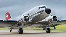 N431HM - Mathys Aviation Douglas DC-3 aircraft