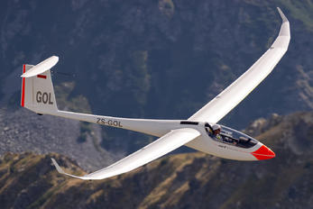 ZS-GOL - Private Jonker Sailplanes JS1 Revelation 21m