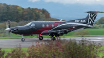 OM-AAK - Private Pilatus PC-12 aircraft