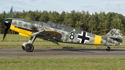D-FMGS - Private Messerschmitt Bf.109G
