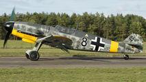 D-FMGS - Private Messerschmitt Bf.109G aircraft