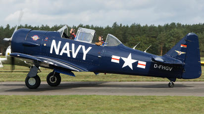 D-FHGV - Private North American Harvard/Texan (AT-6, 16, SNJ series)