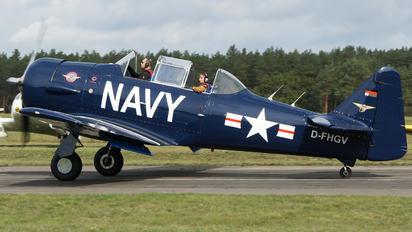 D-FHGV - Private North American Harvard/Texan (AT-6, 16, SNJ series)