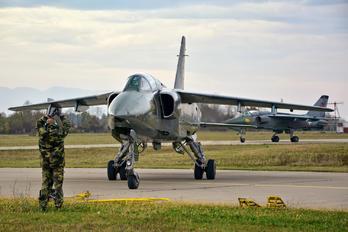 25122 - Serbia - Air Force Soko J-22 Orao