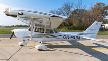 OK-RUM - Private Cessna 172 Skyhawk (all models except RG) aircraft