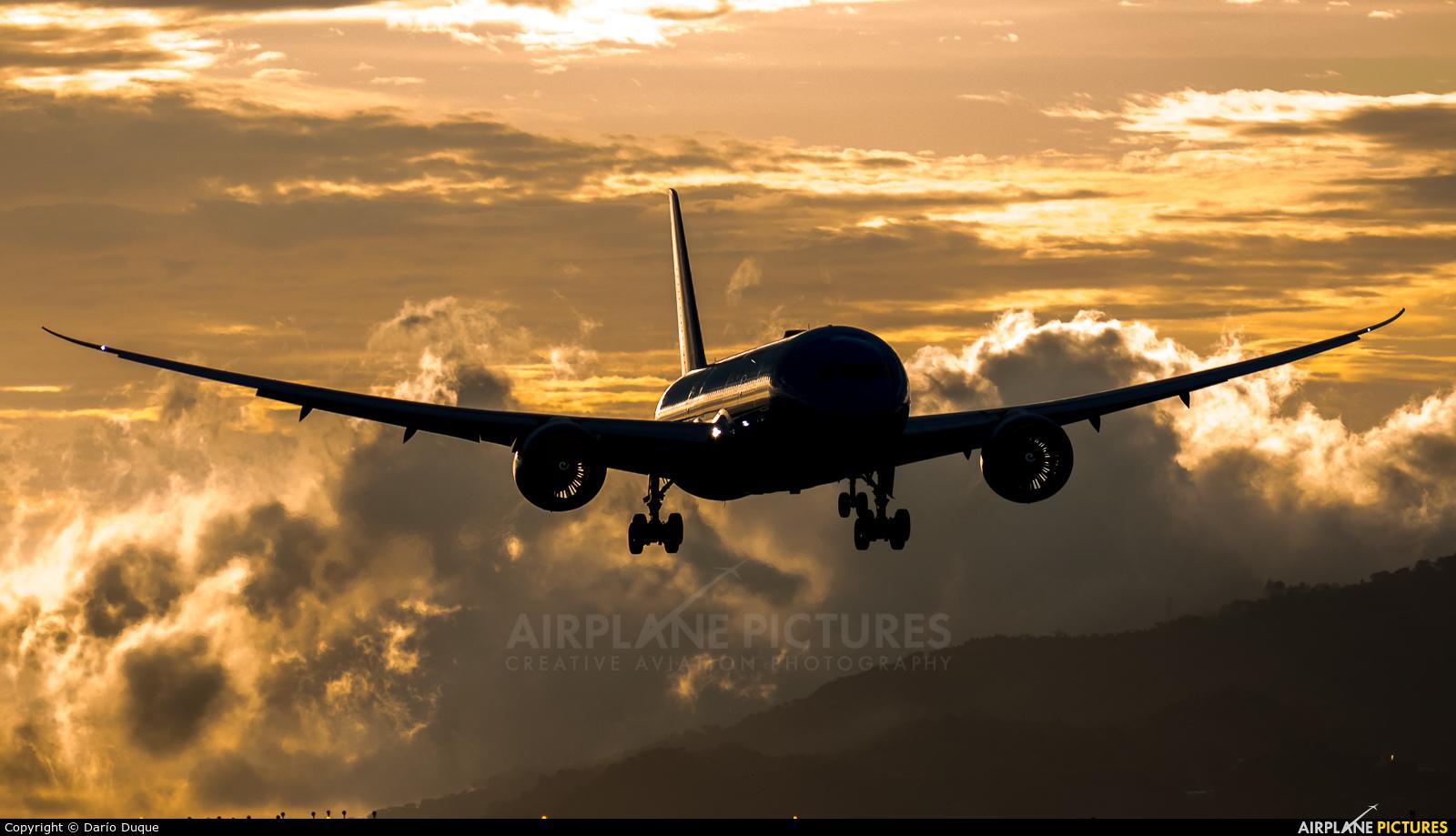 KLM PH-BHM aircraft at San Jose - Juan Santamaría Intl