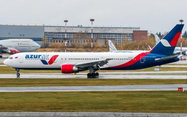 VP-BUY - AzurAir Boeing 767-300ER