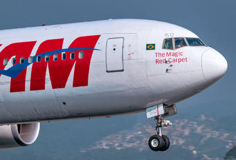 PT-MSO - TAM Boeing 767-300ER