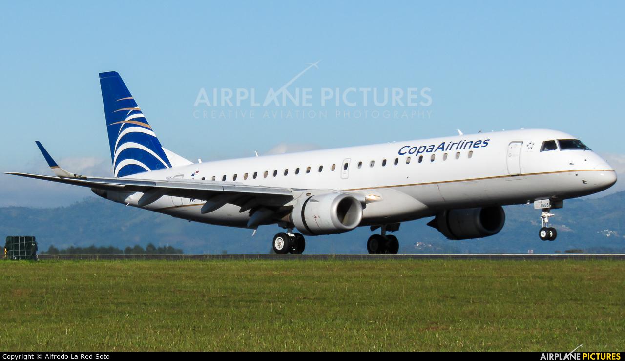 Copa Airlines HP-1565CMP aircraft at San Jose - Juan Santamaría Intl