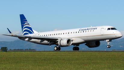 HP-1565CMP - Copa Airlines Embraer ERJ-190 (190-100)