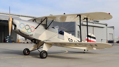 SP-YSW - Private Bücker Bü.131 Jungmann