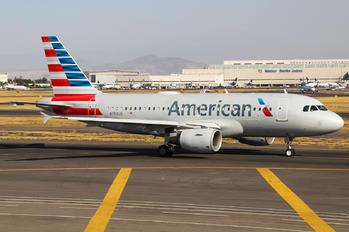 N753US - American Airlines Airbus A319