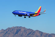 N8518R - Southwest Airlines Boeing 737-800 aircraft