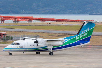 JA802B - Oriental Air Bridge de Havilland Canada DHC-8-200Q Dash 8
