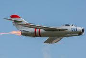 N1713P - Private PZL Lim-5 aircraft