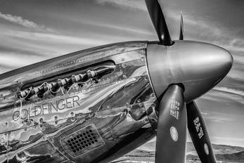 NX551MB - Private North American P-51D Mustang