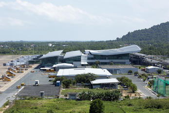 PQC - - Airport Overview - Airport Overview - Terminal Building