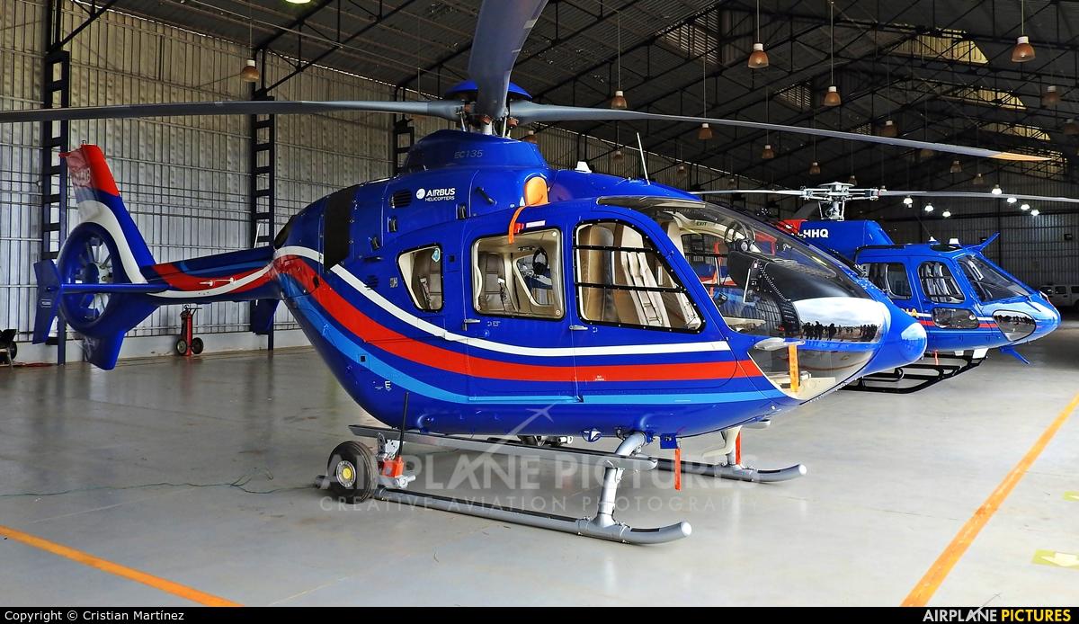 Argentina - Government LQ-CXB aircraft at Posadas International