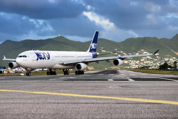 F-GLZN - Joon Airbus A340-300