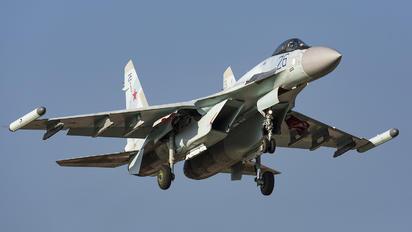 RF-95147 - Russia - Air Force Sukhoi Su-35S