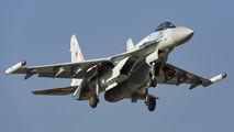 RF-95147 - Russia - Air Force Sukhoi Su-35S aircraft