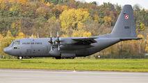 1503 - Poland - Air Force Lockheed C-130E Hercules aircraft