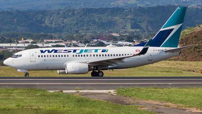C-FWSX - WestJet Airlines Boeing 737-700