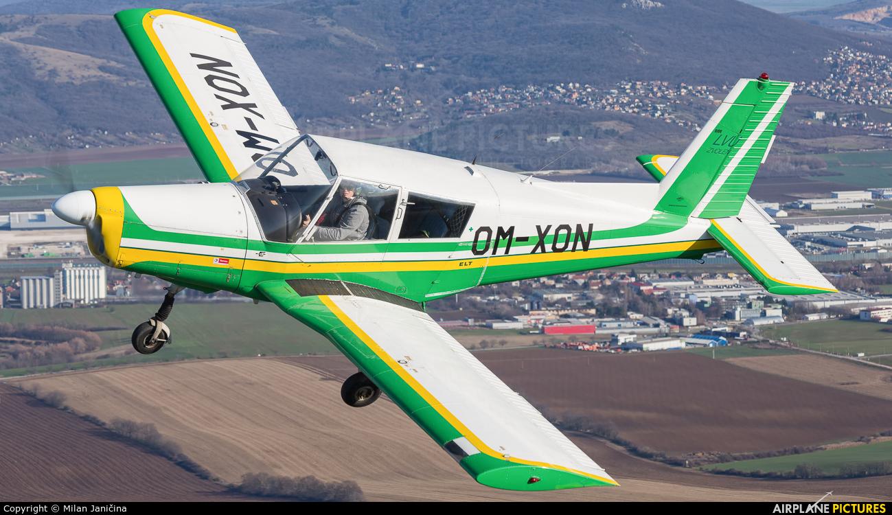 Aeroklub Nitra OM-XON aircraft at In Flight - Slovakia