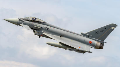 C.16-63 - Spain - Air Force Eurofighter Typhoon