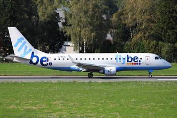 G-FBJJ - Flybe Embraer ERJ-175 (170-200)