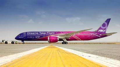 N1015B - Boeing Company Boeing 787-9 Dreamliner