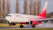 VQ-BWJ - Rossiya Boeing 737-800 aircraft