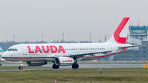 OE-LOW - LaudaMotion Airbus A320 aircraft