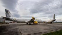 EC-LQZ - Vueling Airlines Airbus A320 aircraft