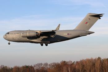 ZZ171 - Royal Air Force Boeing C-17A Globemaster III