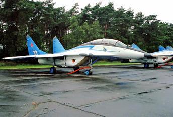 33 - Russia - Air Force Mikoyan-Gurevich MiG-29UB