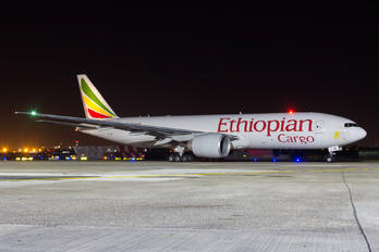 ET-AVQ - Ethiopian Cargo Boeing 777F