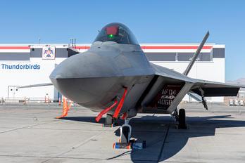 04-068 - USA - Air Force Lockheed Martin F-22A Raptor